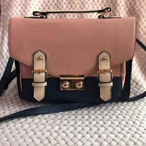 ASOS Bags - ASOS Color Blocked Satchel Bag a8196a3ae8028
